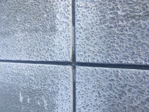 Detail utěsnění spar
